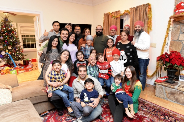 Cousins Christmas 2018